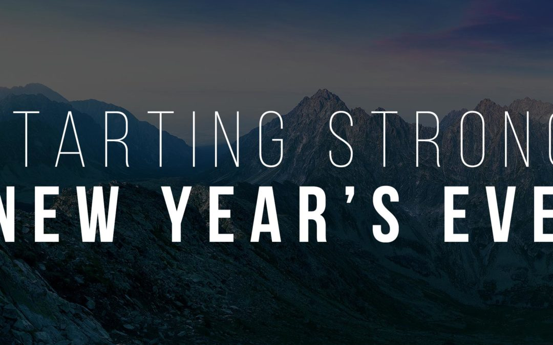 New Year's Eve: Word for 2019 by Prophet Peter Kumar