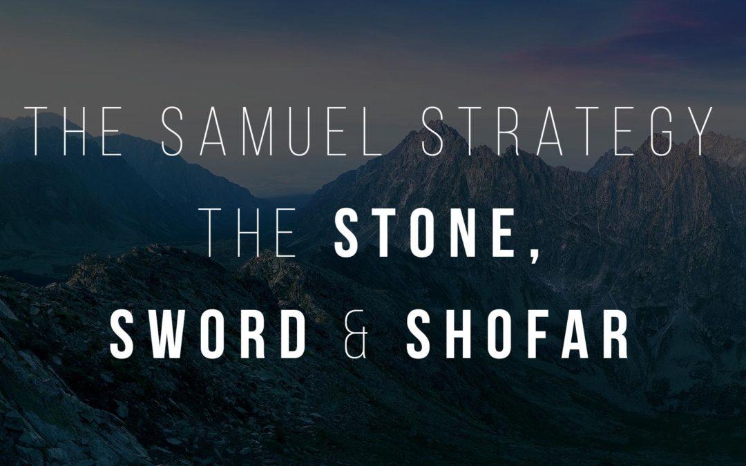 The Samuel Strategy: The Stone, The Sword & The Shofar