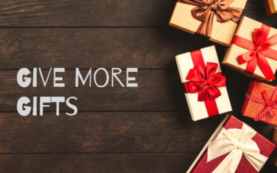 Give More Gifts