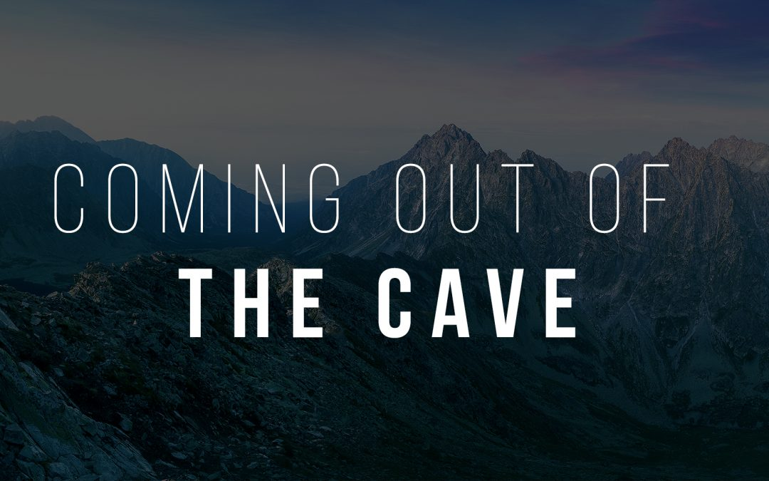 Coming Out Of The Cave