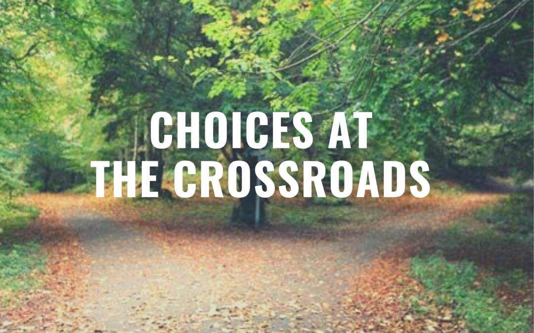 Choices At The Crossroads