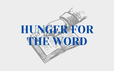 Hunger For The Word